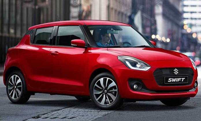 Brand New Suzuki Swift 4th Gen Gearing Up For Pakistan