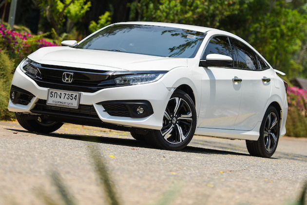 Honda Civic Turbo Is Going To Launch In Few Months