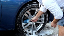 How to Clean Your Car Tyres?