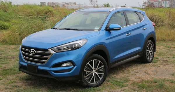 Hyundai Tucson 2019 3rd Generation Review