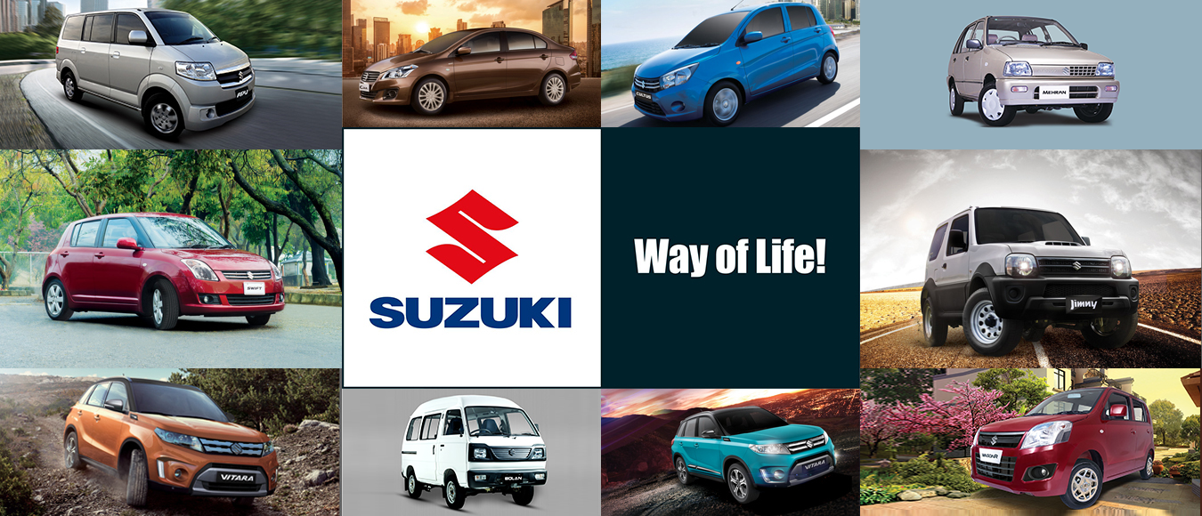 Pak Suzuki Stops Accepting Orders For Different Cars