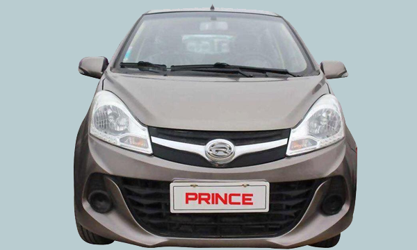 Prince 800cc Pearl REX7 Hatchback launching 2019