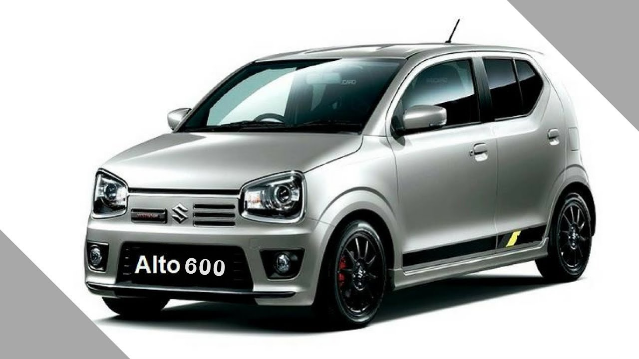 Suzuki Alto 600cc Is Finally Revealing On June 15th