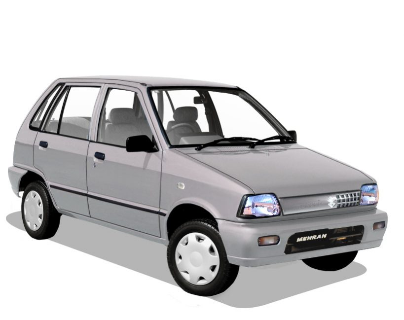 Suzuki Mehran Sales Fall, Production Will Be End In 2 Months