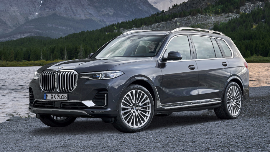 The extraordinary BMW X7 is now available in Pakistan