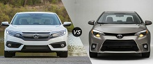 Toyota Corolla Altis Grande Facelift 2017 vs. Honda Civic 2017 – What's Your Choice?