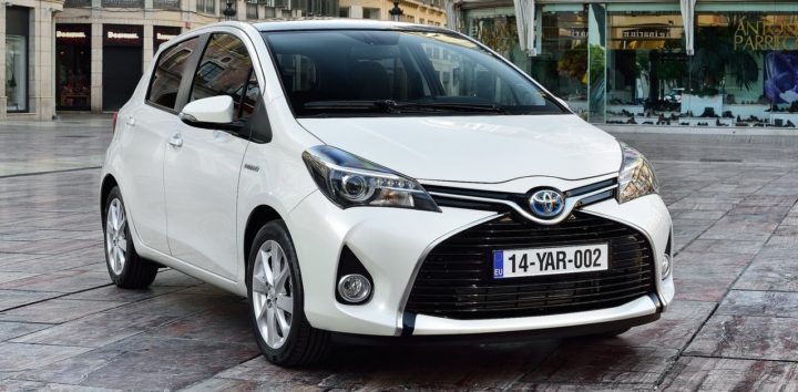 Toyota Yaris Hatchback is making comeback in 2020