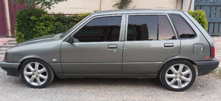 Suzuki Khyber 1994 Price In Pakistan Review Full Specs Images
