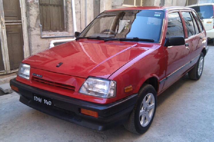 Suzuki Khyber 1995 Price In Pakistan Review Full Specs Images