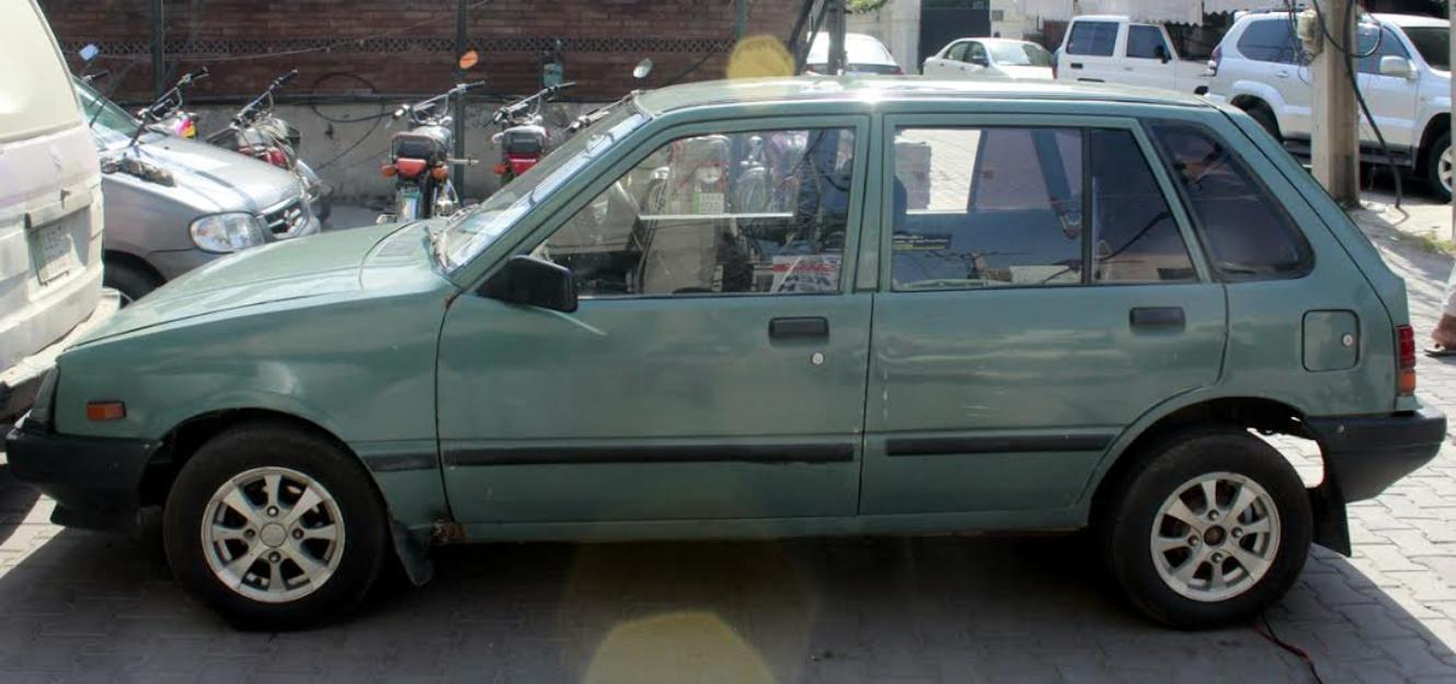 Suzuki Khyber 1997 Price In Pakistan Review Full Specs Images