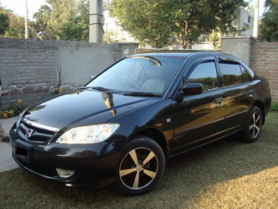 Charming Honda CIVIC   2005