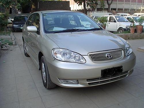 Toyota Corolla 2005 Prices Specs