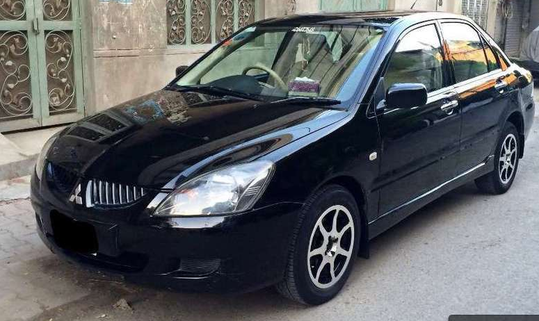 mitsubishi lancer 2006 price in pakistan, review, full specs & images