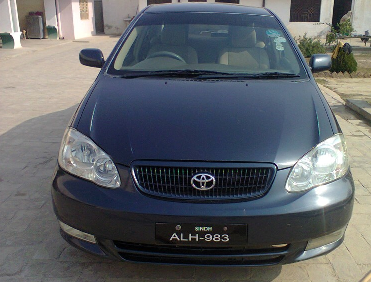 toyota corolla 2006 price in pakistan review full specs. Black Bedroom Furniture Sets. Home Design Ideas