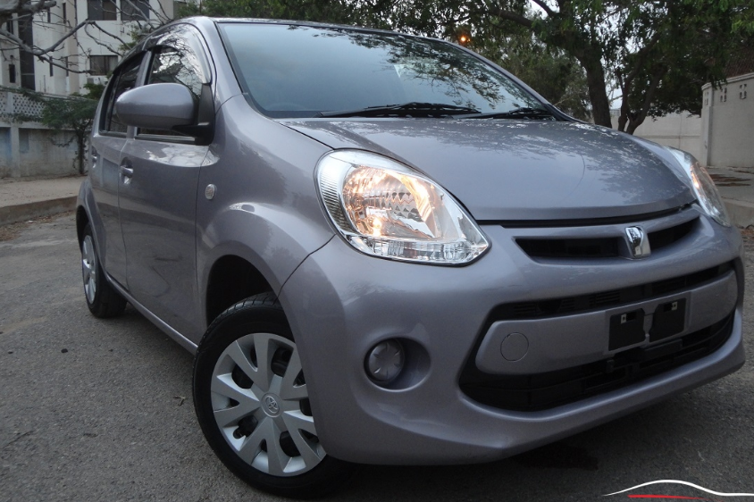 Toyota Passo 2008 Price in Pakistan, Review, Full Specs & Images