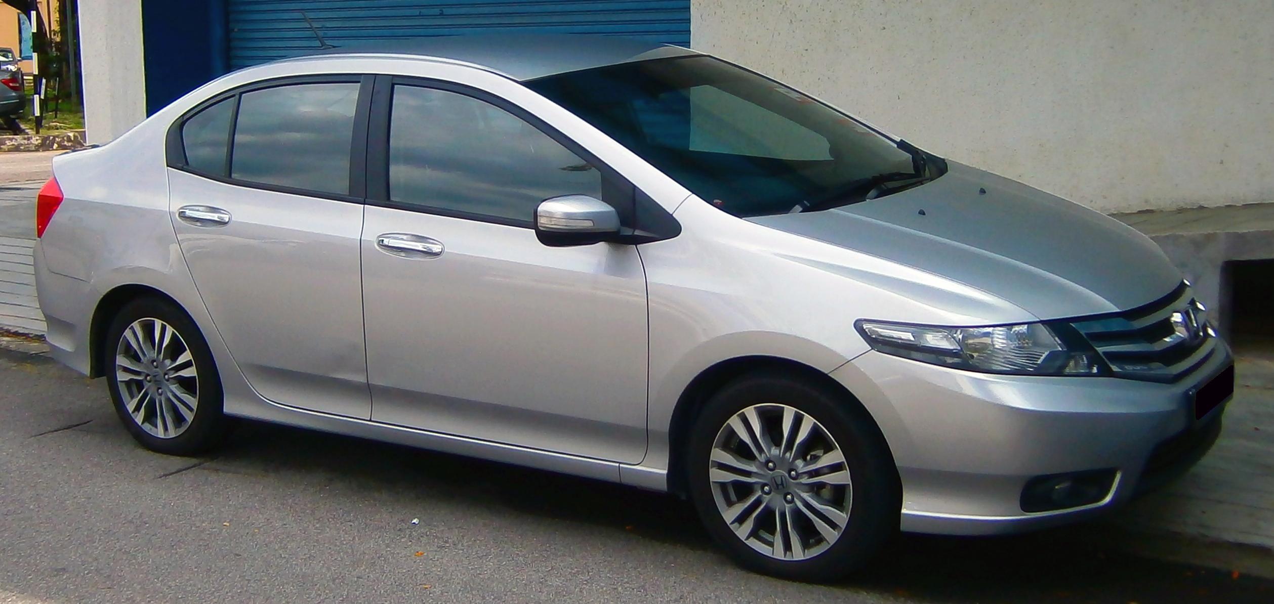 Honda City 2012 Price in Pakistan, Review, Full Specs & Images