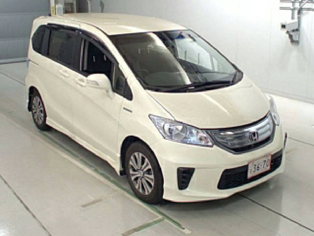 Honda Freed 2012 Price In Pakistan Review Full Specs Images