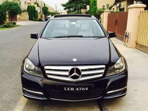 Mercedes Benz C CLASS 2012 Price in Pakistan, Review, Full Specs & Images