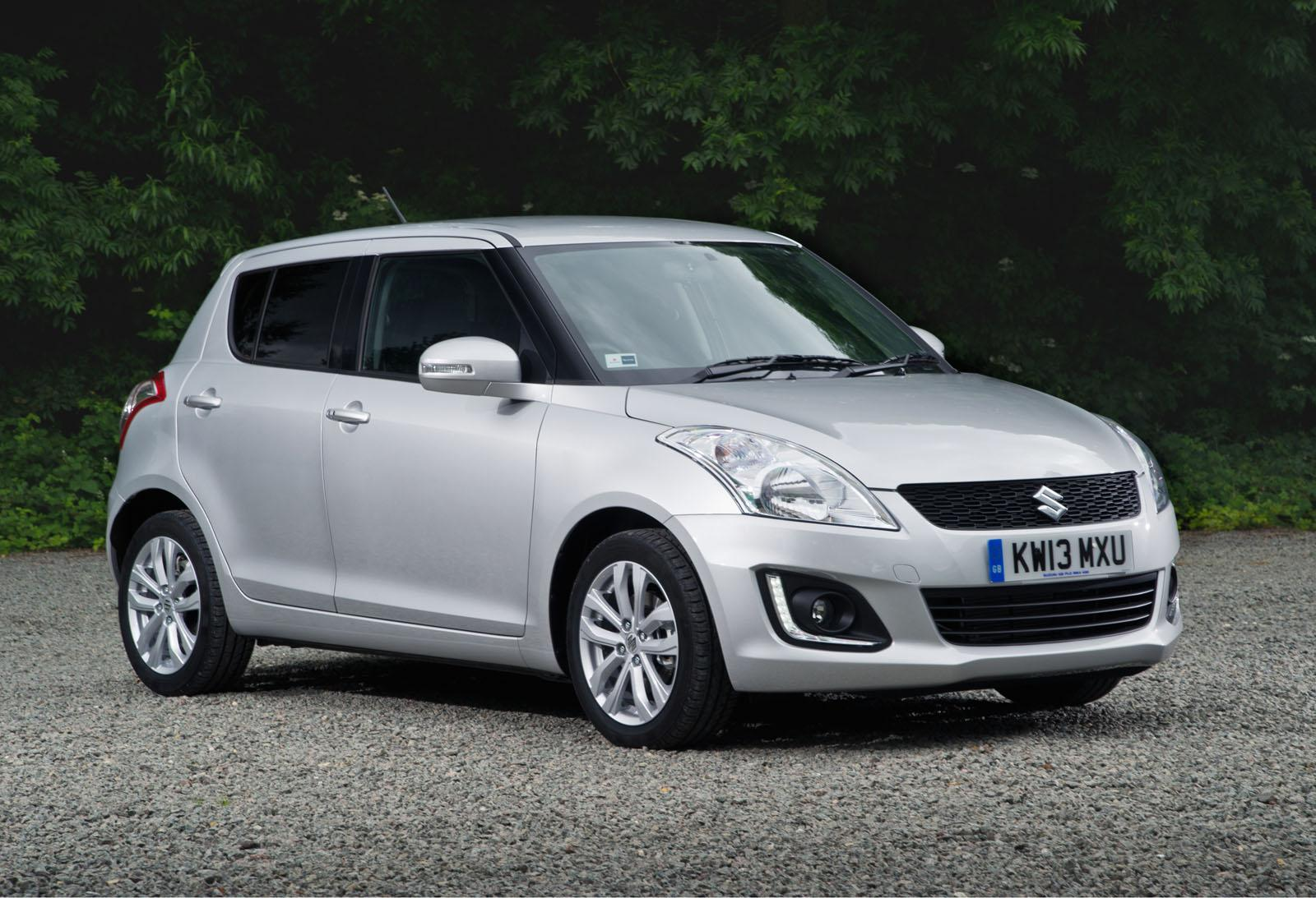 Suzuki SWIFT 2013 Price in Pakistan, Review, Full Specs & Images