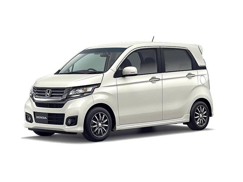 Honda N Wgn   2014