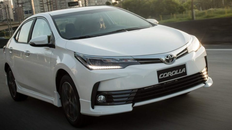 Toyota COROLLA 2018 Price in Pakistan, Review, Full Specs & Images