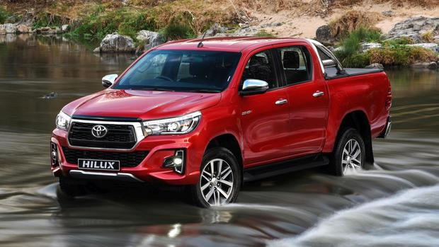 Toyota Hilux 2018 Price in Pakistan, Review, Full Specs & Images