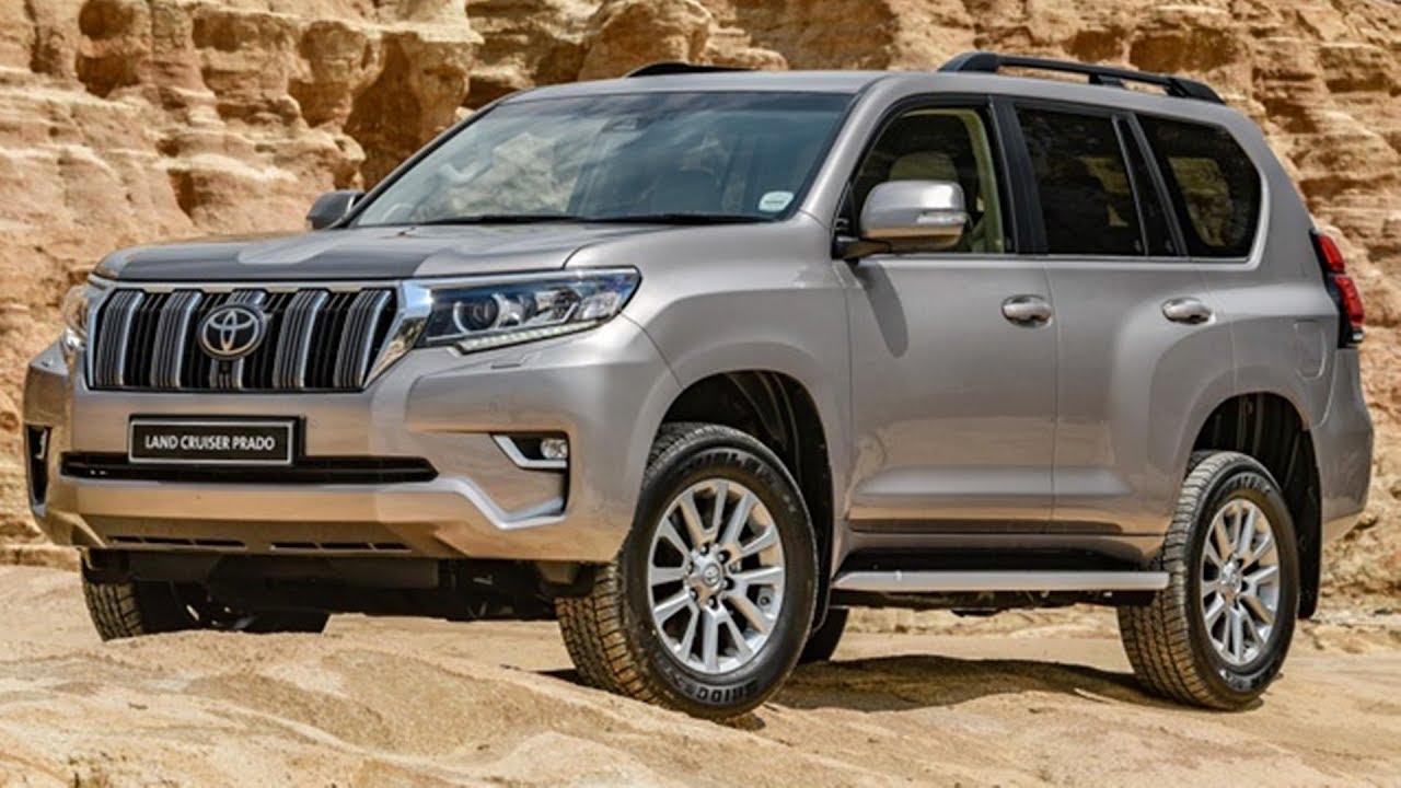 Toyota Prado 2018 Price in Pakistan, Review, Full Specs ...