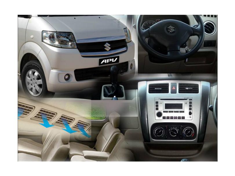 Suzuki Apv 2018 Price In Pakistan Review Full Specs Images