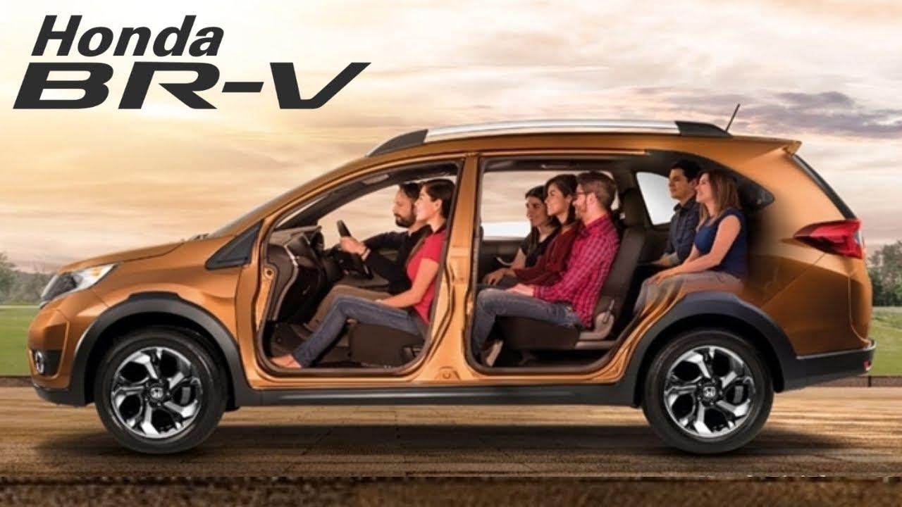 Honda BR V 2019 Price in Pakistan, Review, Full Specs & Images