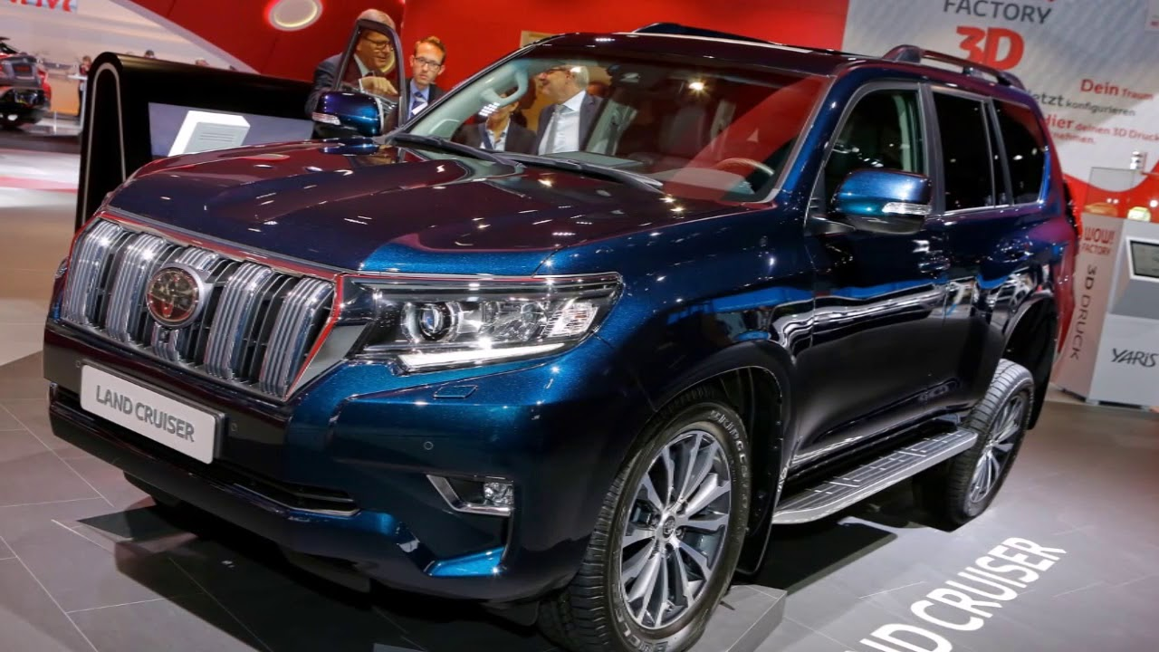 Toyota Prado 2019 Price in Pakistan, Review, Full Specs ...