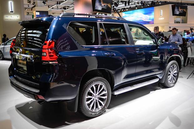 Toyota Prado 2019 Price in Pakistan, Review, Full Specs ...