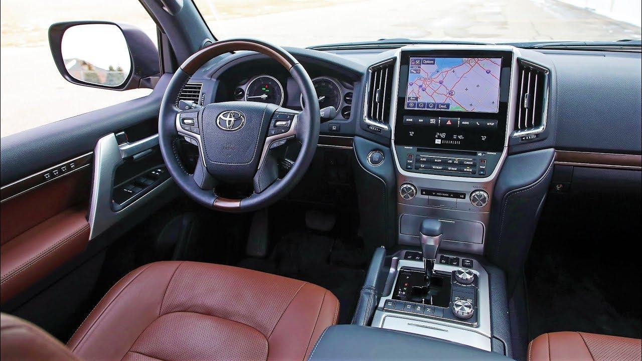 Toyota LAND CRUISER 2019 Price in Pakistan, Review, Full ...