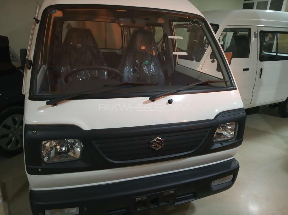 Suzuki Bolan 2019 Price in Pakistan, Review, Full Specs & Images