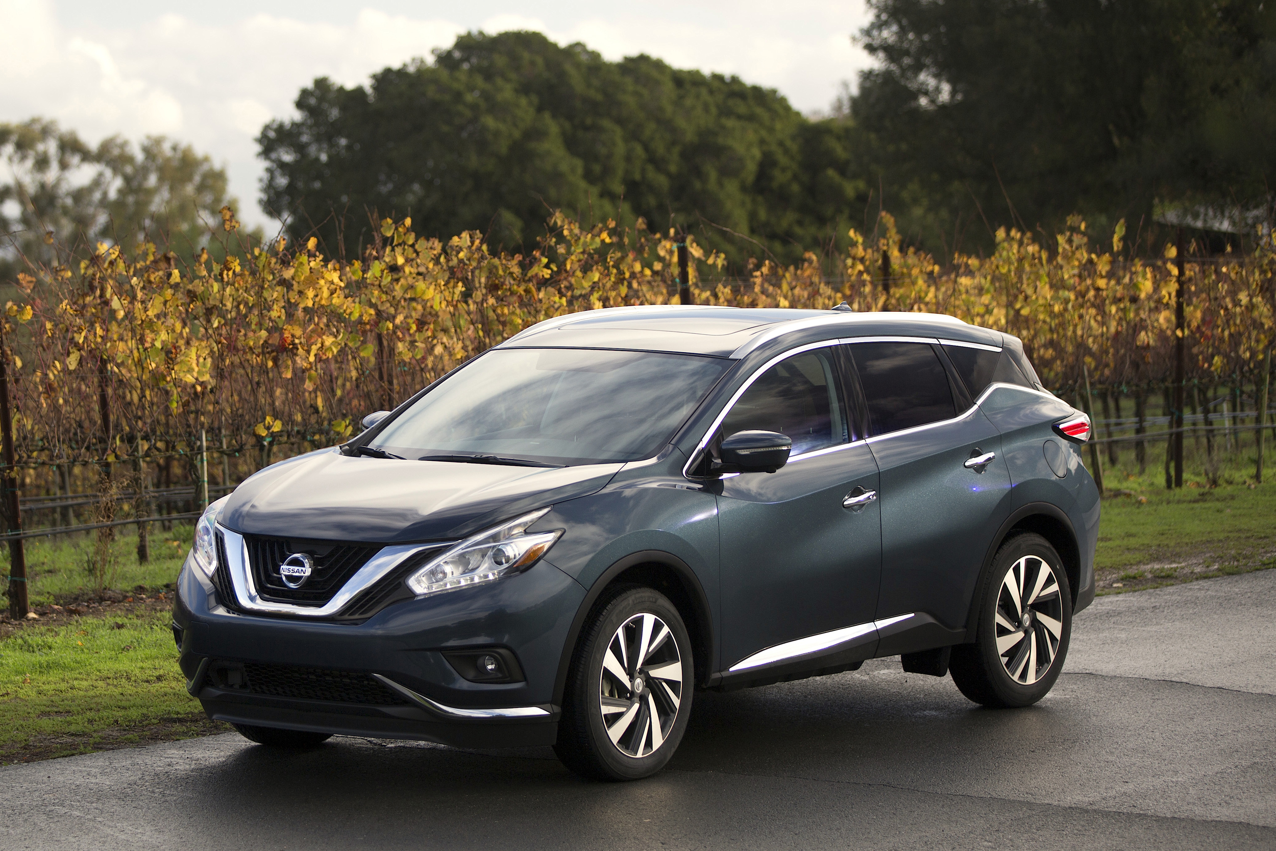 price models nissan murano olympia