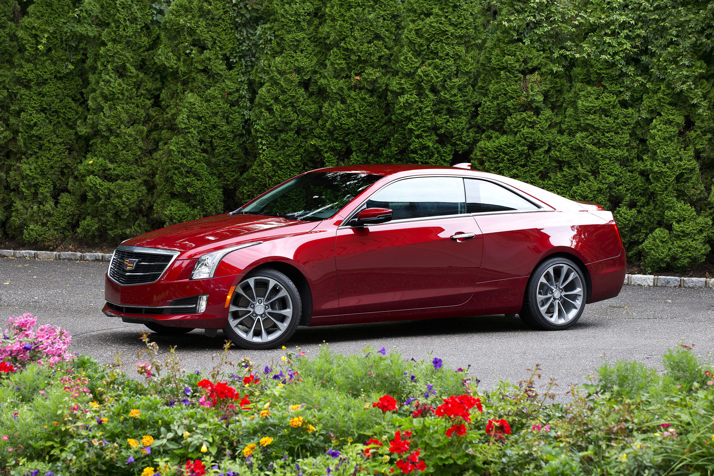 Cadillac ATS COUPE 2 0T Luxury AWD 2017 International Price & Overview