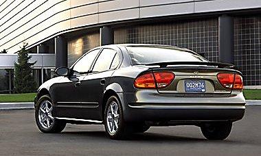 Oldsmobile Alero Gls Coupe 2004 Prices Specs