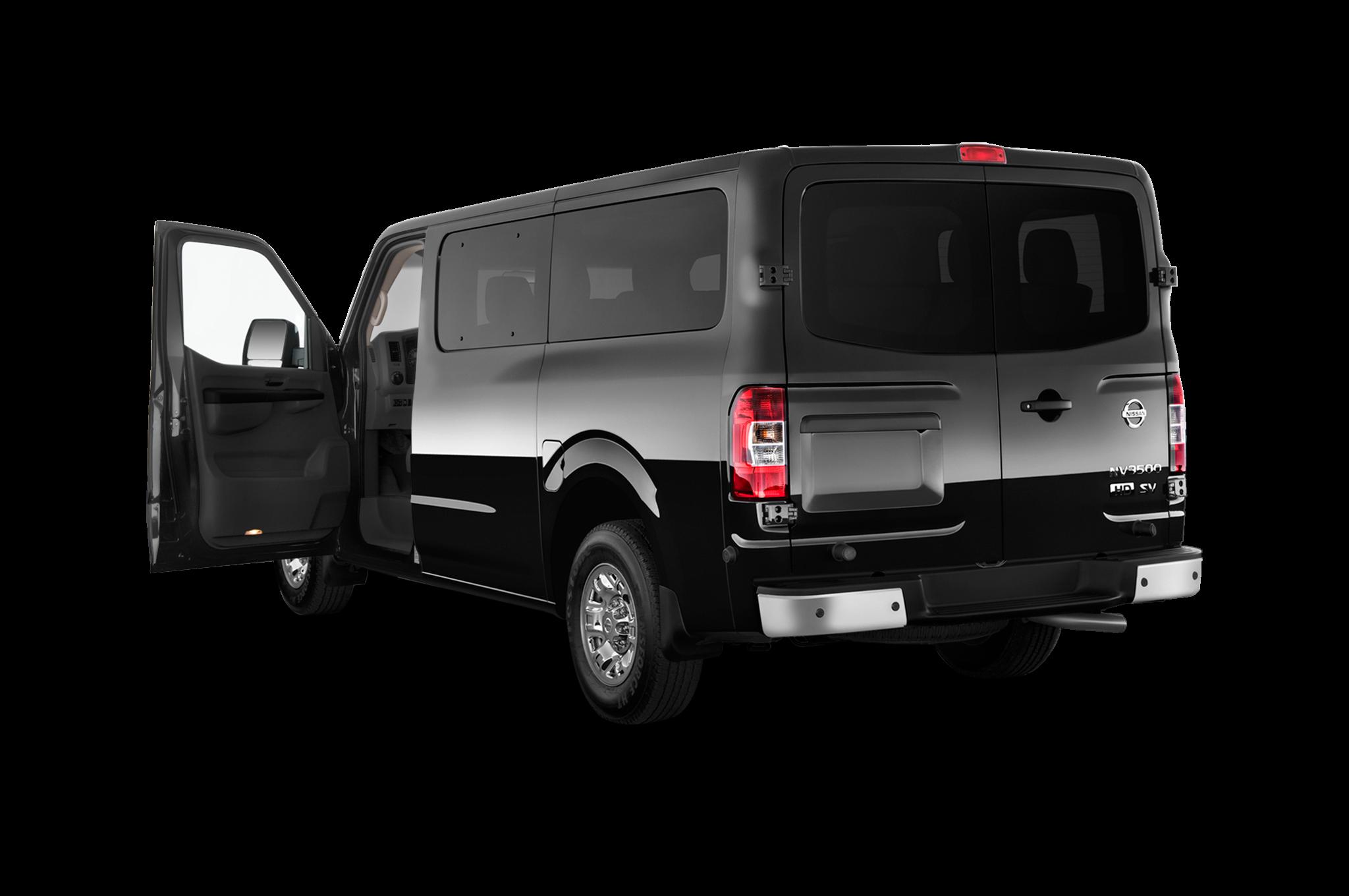 Nissan NV PASSENGER 3500 SV V8 2014 International Price & Overview