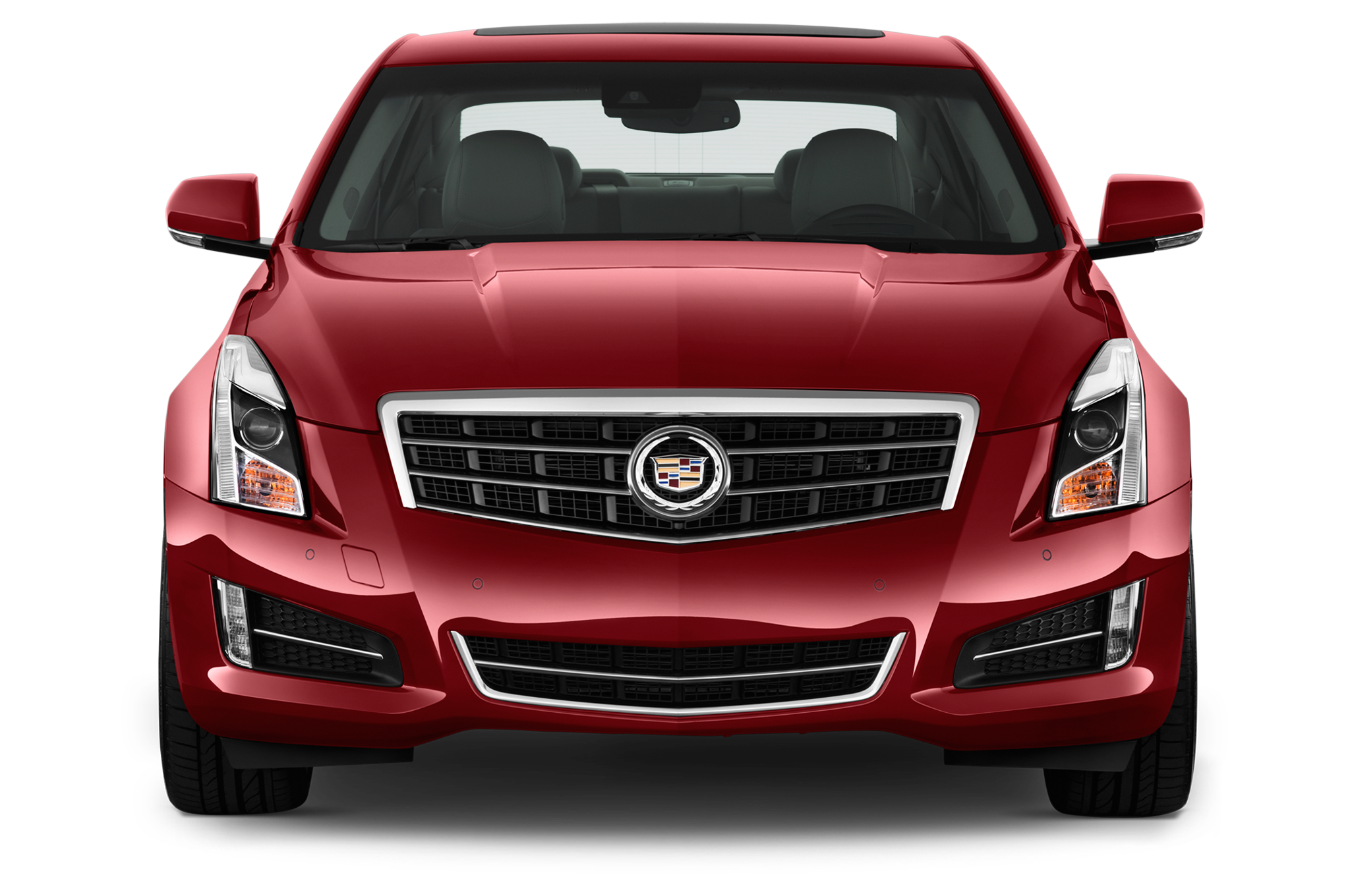 Cadillac ATS 2013 - International Price & Overview