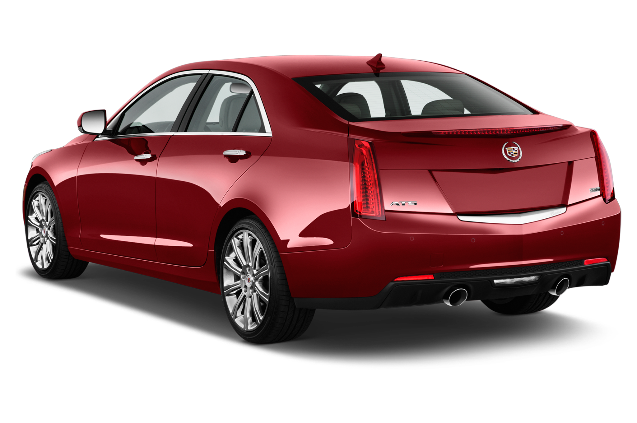 Cadillac ATS 2 0T Luxury Collection AWD 2013 International Price