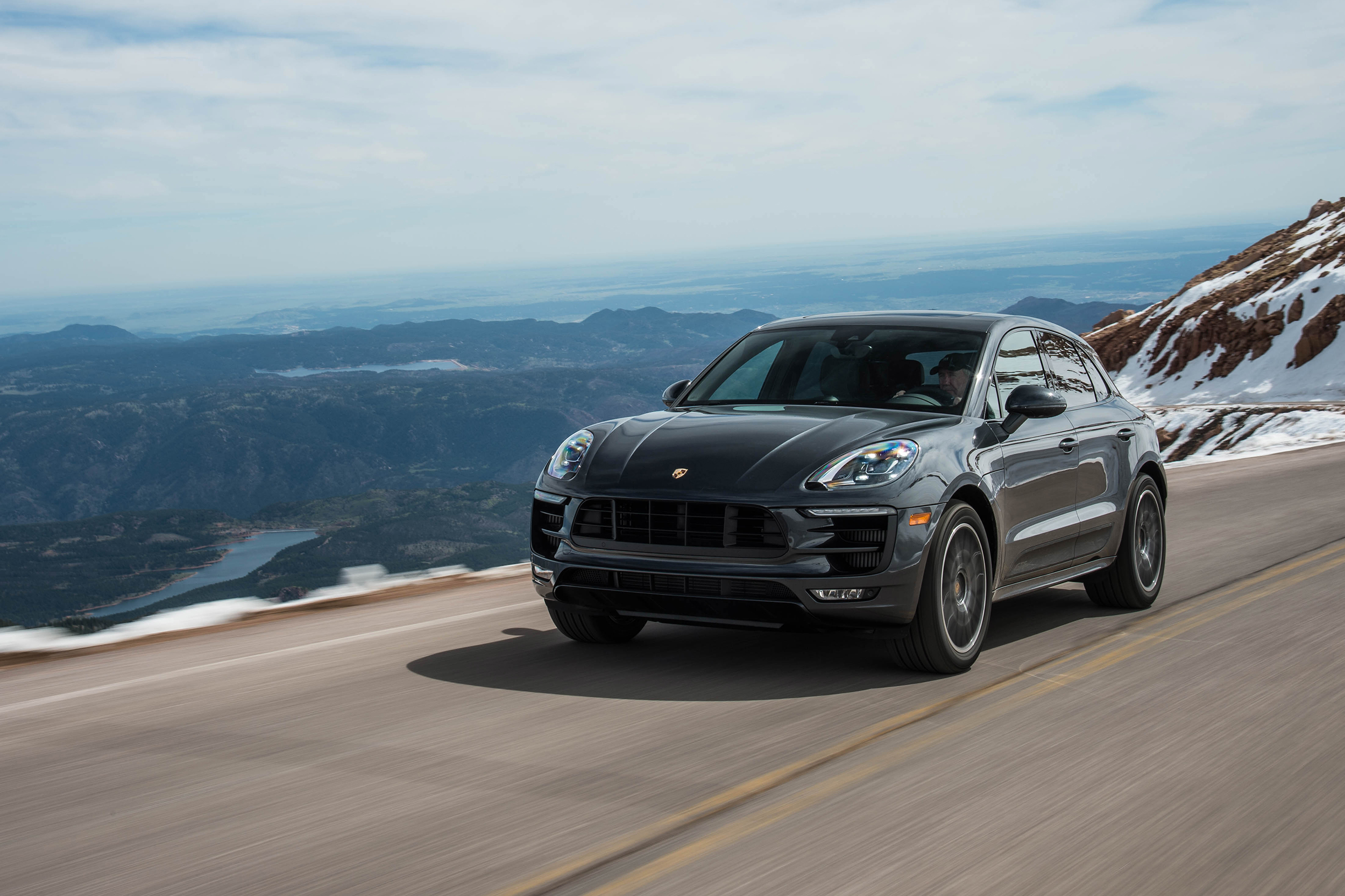 Porsche Macan Turbo 2018 International Price Amp Overview