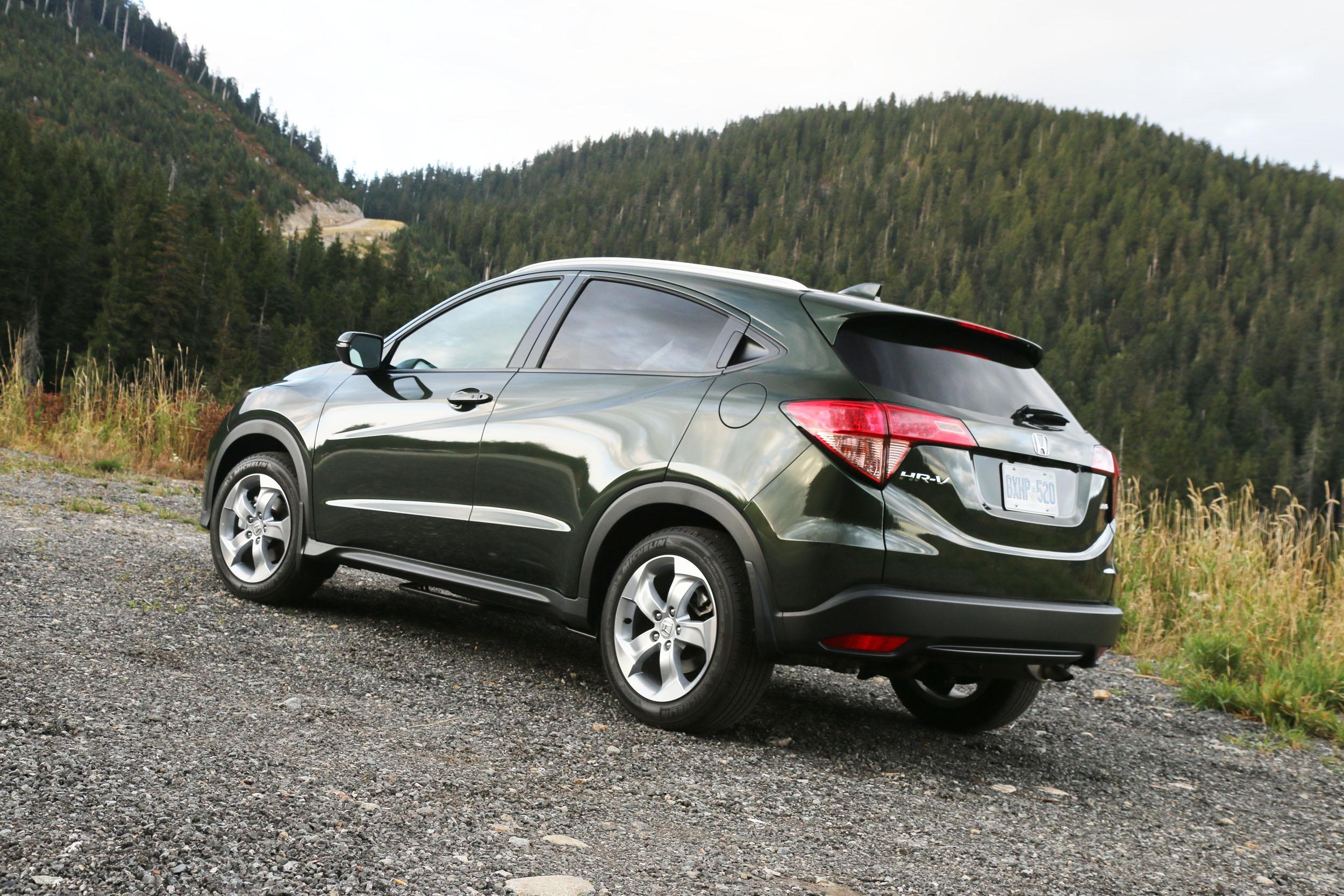 Honda HR V LX AWD 2016 - International Price & Overview