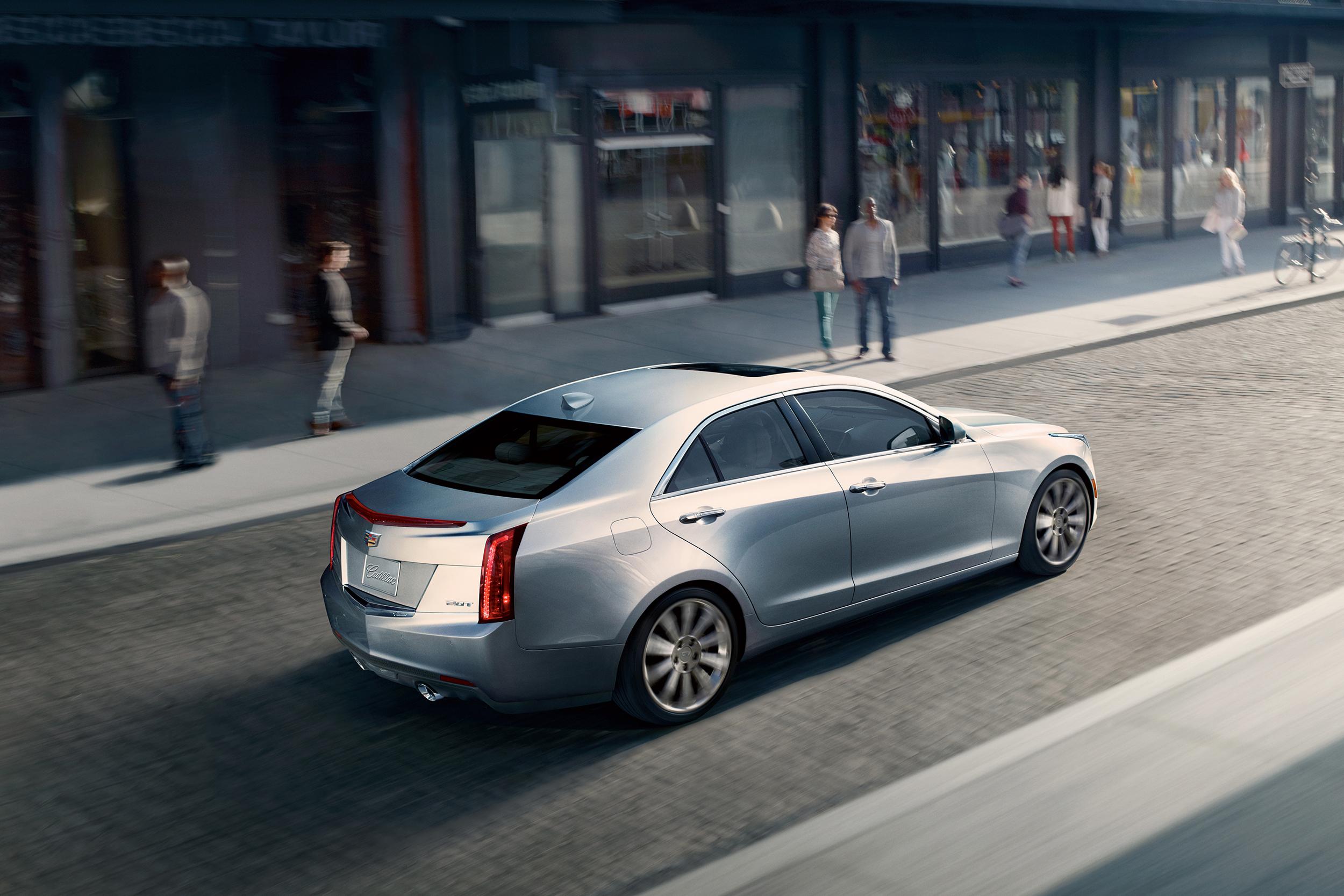 Cadillac ATS 2 0T Performance Collection RWD 2016 International