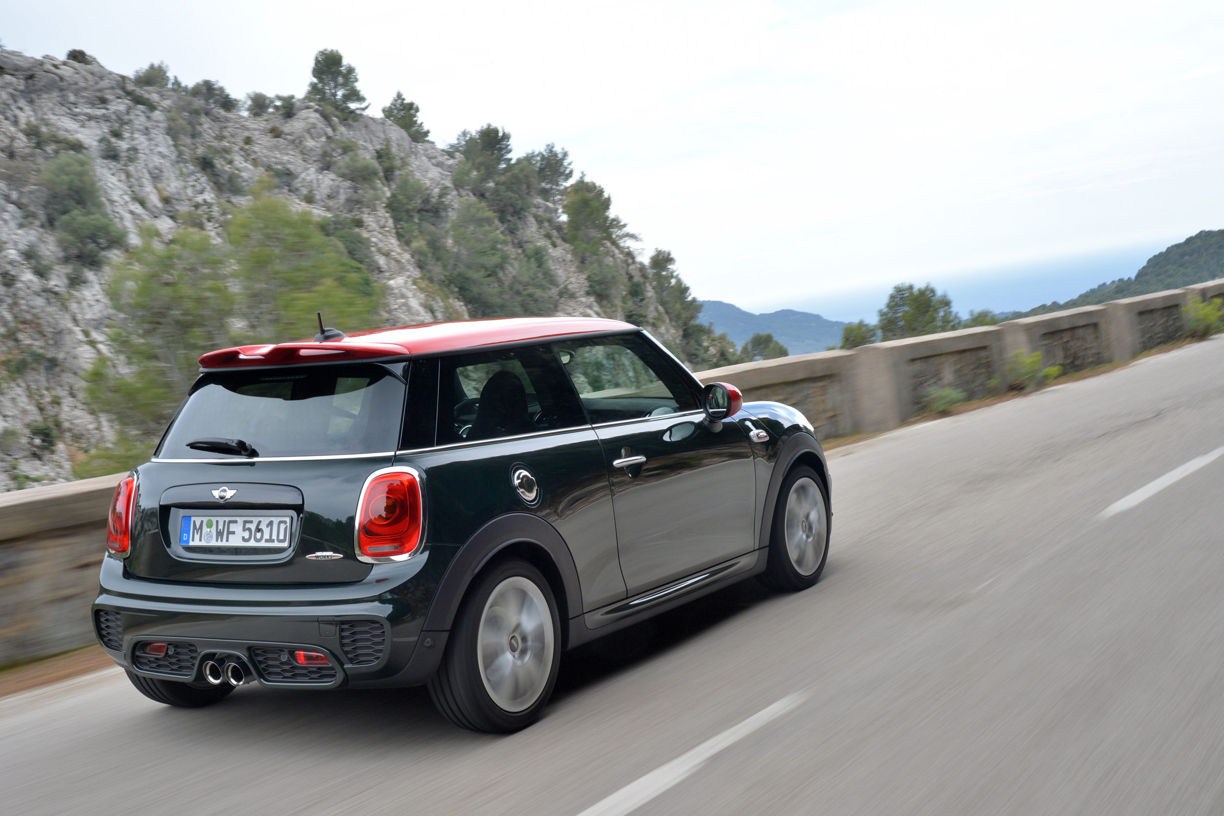 door s automakers hardtop mini cooper review