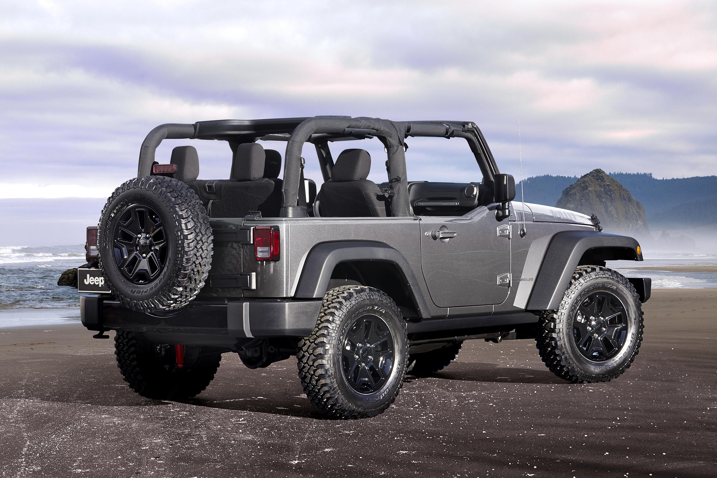 techweirdo jeep wrangler review price sport and first specs drive