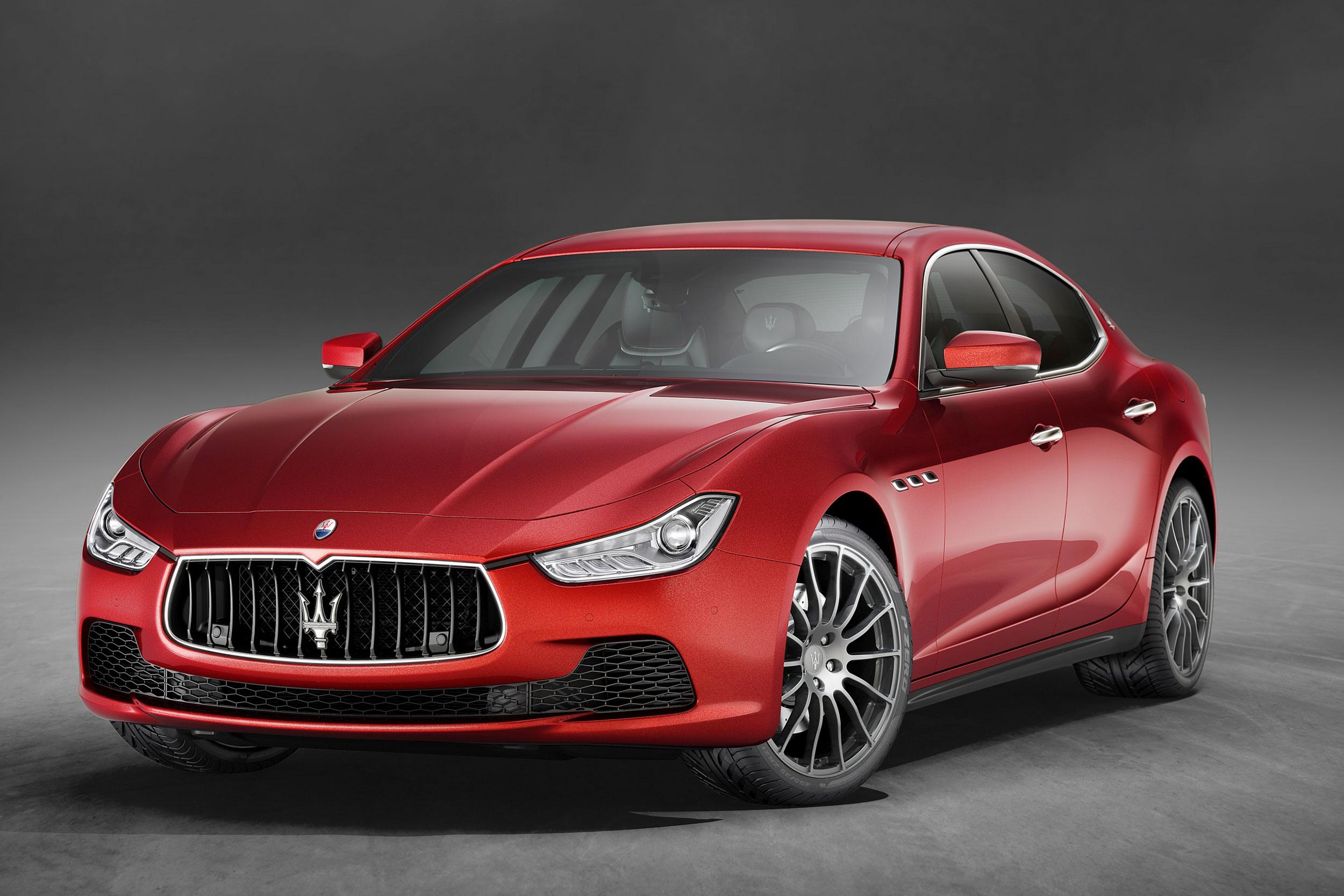 Maserati GHIBLI S Q4 2017 International Price & Overview