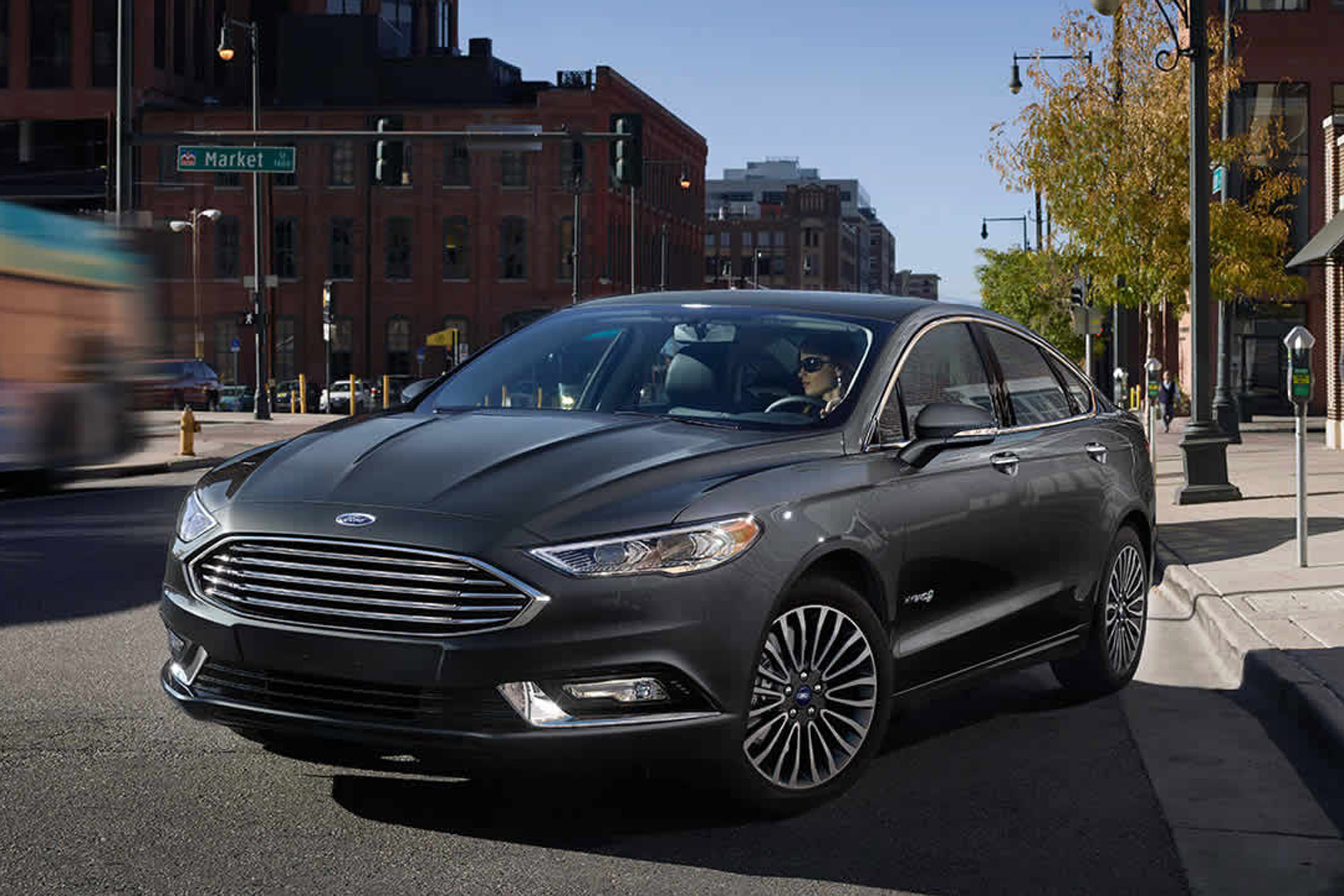 pin and interior walkaround ford platinum fusion exterior debut at