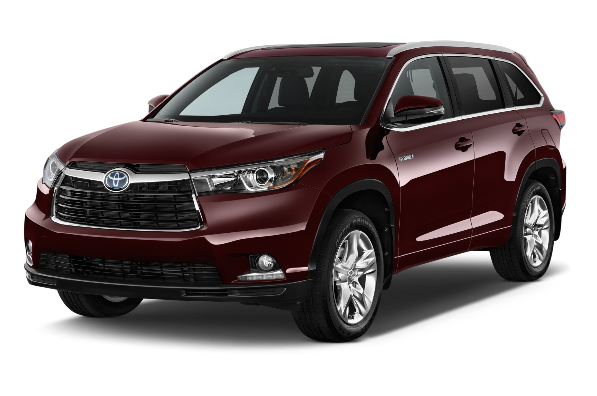 photo wheel hybrid highlander all new safety drive price suv le photos reviews toyota