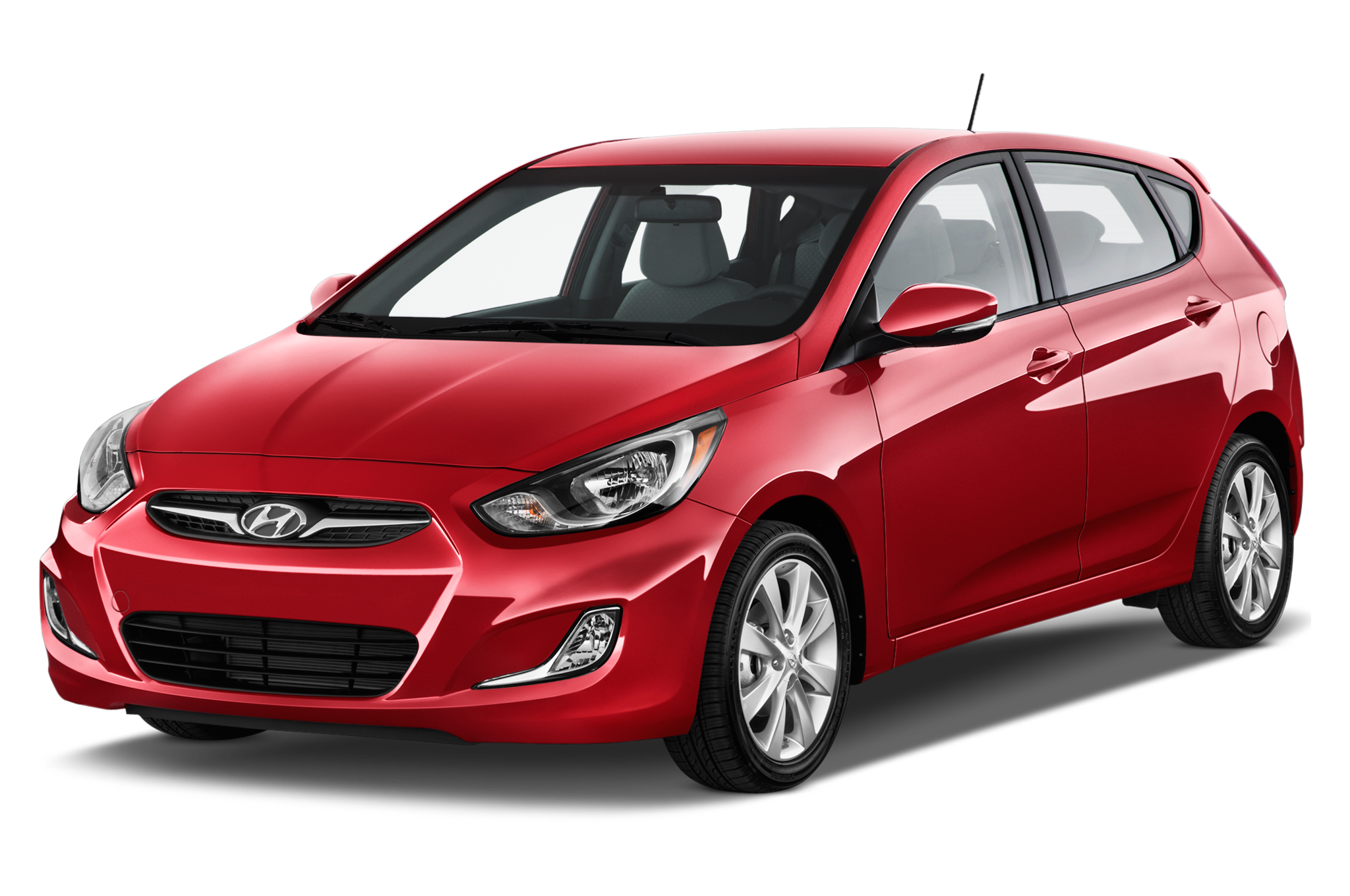 Hyundai ACCENT GS 5-Door 6-Sd Automatic 2014 - International ...