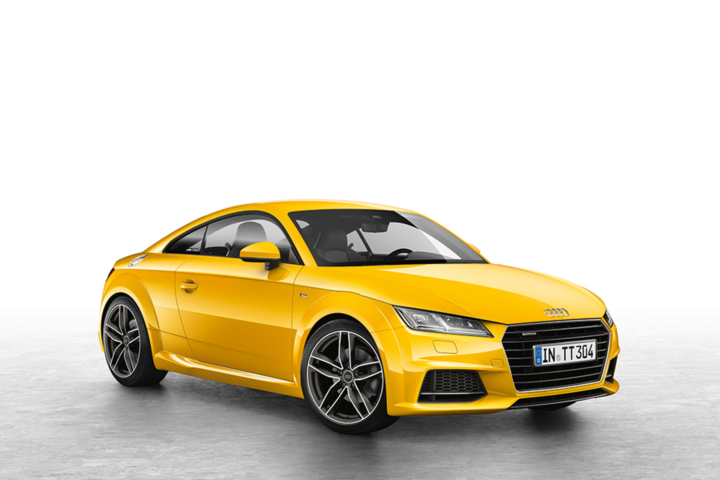 Audi TT COUPE 2018 - International Price & Overview