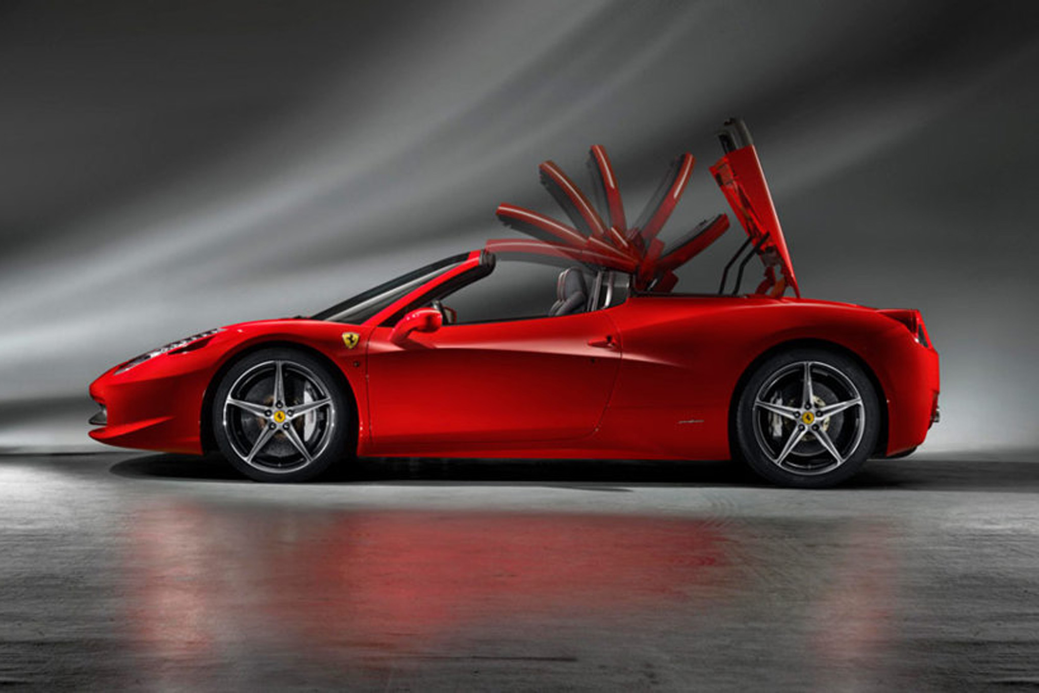 New Ferrari 458 Spider Cars Prices Overview